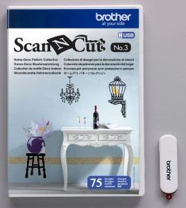 Wzory Home-Deco do ScanNCut